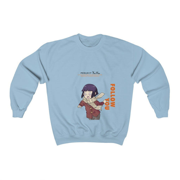 Hyuga Follow You - Sweatshirt - Project NuMa - Sweatshirt