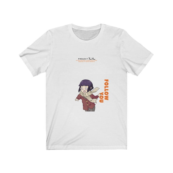 Hyuga Follow You - T-Shirt - Project NuMa - T-Shirt