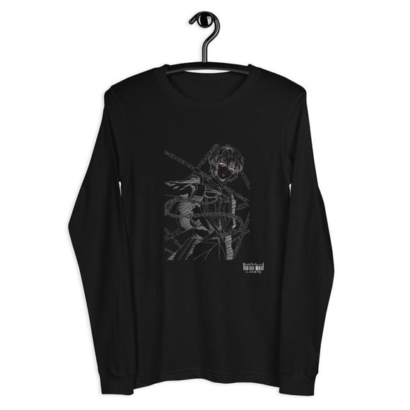 Kurapika Long Sleeve Tee - Project NuMa - Long Sleeve