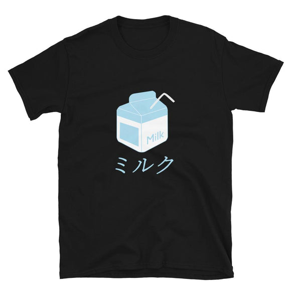 Milk T-Shirt - Project NuMa - T-Shirt