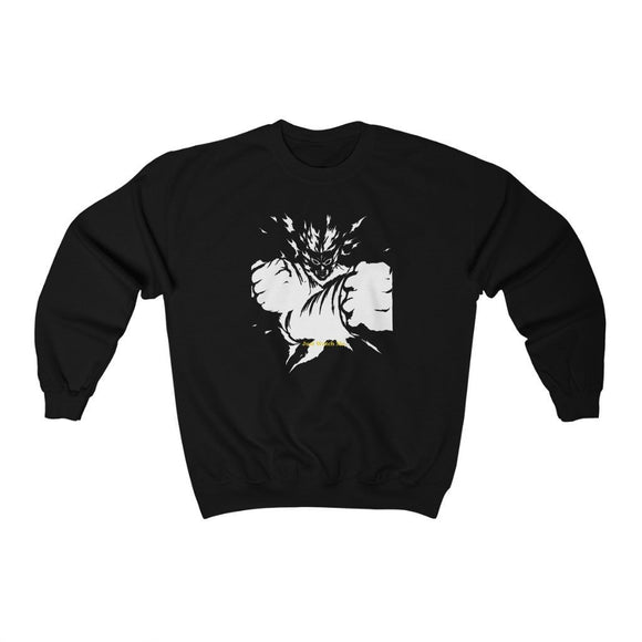 Prominence Burn SweatShirt - Project NuMa - Sweatshirt