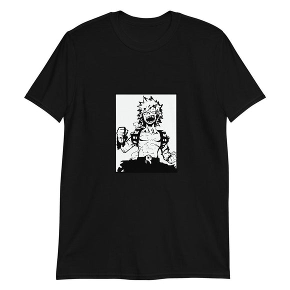 Red Riot T-Shirt - Project NuMa - T-Shirt