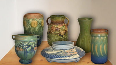 A Summary of All Roseville Pottery Patterns