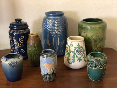 North Dakota School of Mines Art Pottery History, Marks and Artists