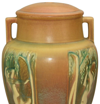 Roseville Pottery Lamps