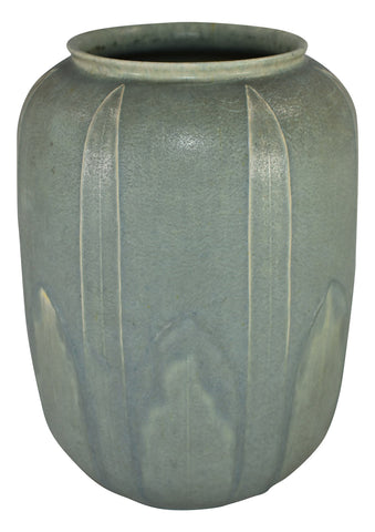 Grueby Arts and Crafts Vase
