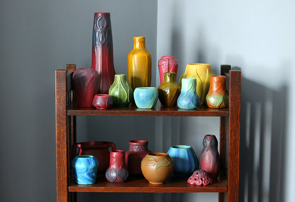 Van Briggle Pottery Collection