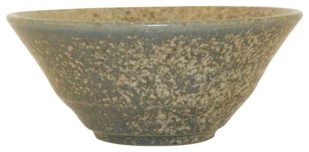 Hjorth Bornholm Denmark Pottery Mottled Flaring Rim Bowl - Just Art Pottery
