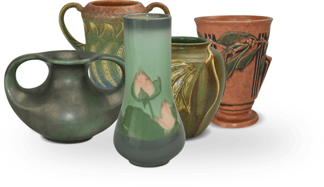 Online Art Pottery Appraisal Service - Just Art Pottery