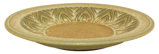 Rorstrand Scandinavian Art Deco Pottery Decorative Plate (Nylund) - Just Art Pottery