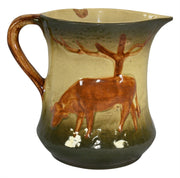 Roseville Pottery 1910-16 Early Ware The Cow Pitcher - Just Art Pottery