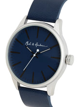Load image into Gallery viewer, Men Navy Analogue Watch LW6147