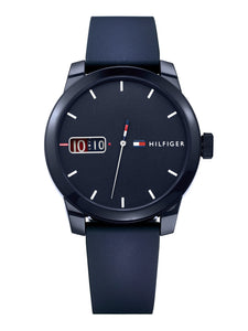 Men Navy Blue Analogue Watch TH1791381