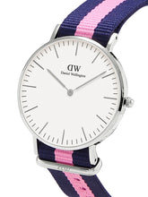 Load image into Gallery viewer, Classic Winchester Women White Analogue Watch DW00100049