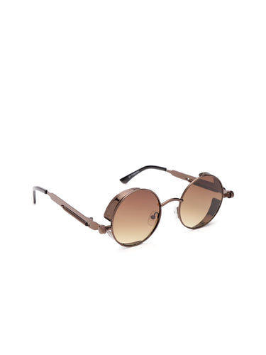 Unisex Round Sunglasses BS1352