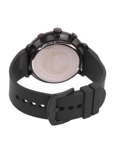 Men Black Analogue Watch MFB-PN-WTH-S9689G