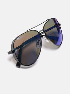 Unisex Mirrored Aviator Sunglasses MFB-PN-CY-51504