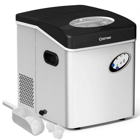 Freestanding Portable Ice Maker 48 Lbs/24H