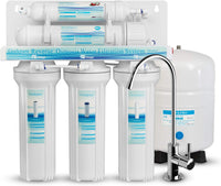 5-Stage Reverse Osmosis Filtration System