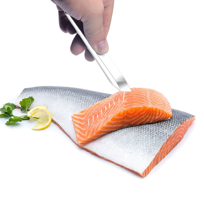 Mess-Free Fish De-scaler