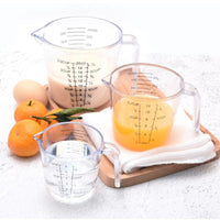 Spouted Measuring Cups