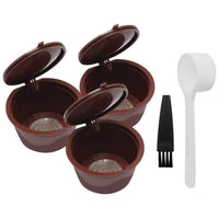 Reusable Single Serve Versatile Coffee Pods