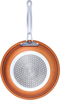 Multi-Use Ceramic Stick-Free Skillet