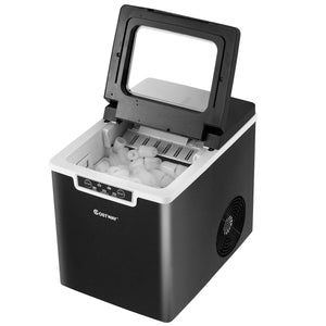 Ice Maker Machine Countertop 26 Lbs/24H