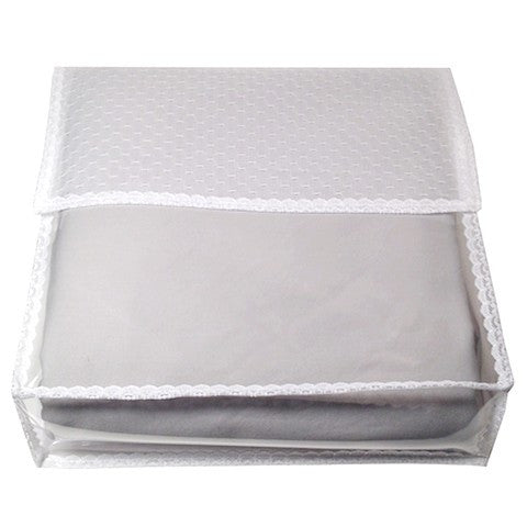 Picture of Tulle/Lace Bed Sheet Storage Bag