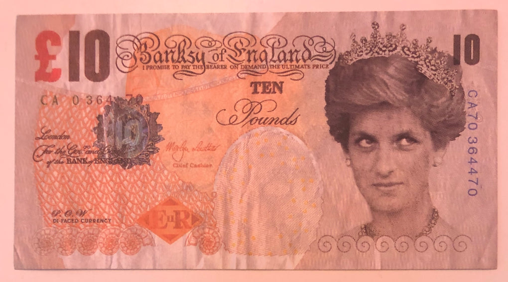 Di-Faced Tenner