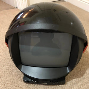 Philips Spaceman Helmet TV