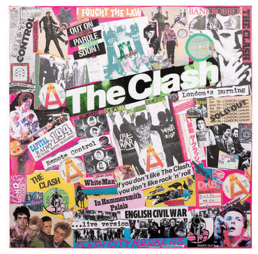 The Class Of 76 The Clash