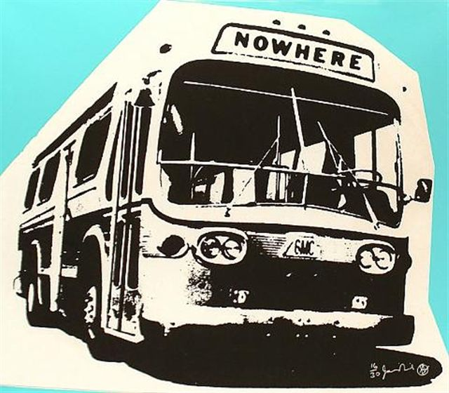 Nowhere Bus (Suburban Press)