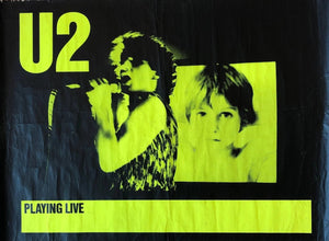 Boy, Marquee Club London Poster