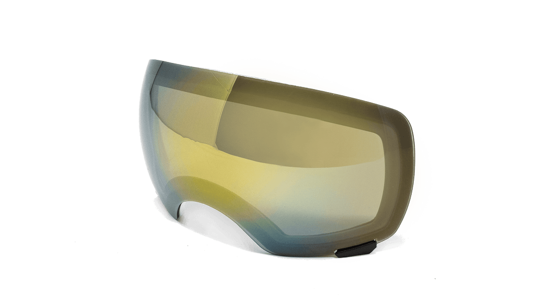 Chamonix Gold Mirror replacement lens