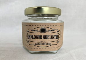 CEDARWOOD VANILLA CANDLE 4OZ