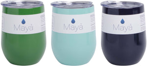 MAYA STEMLESS WINE CUP