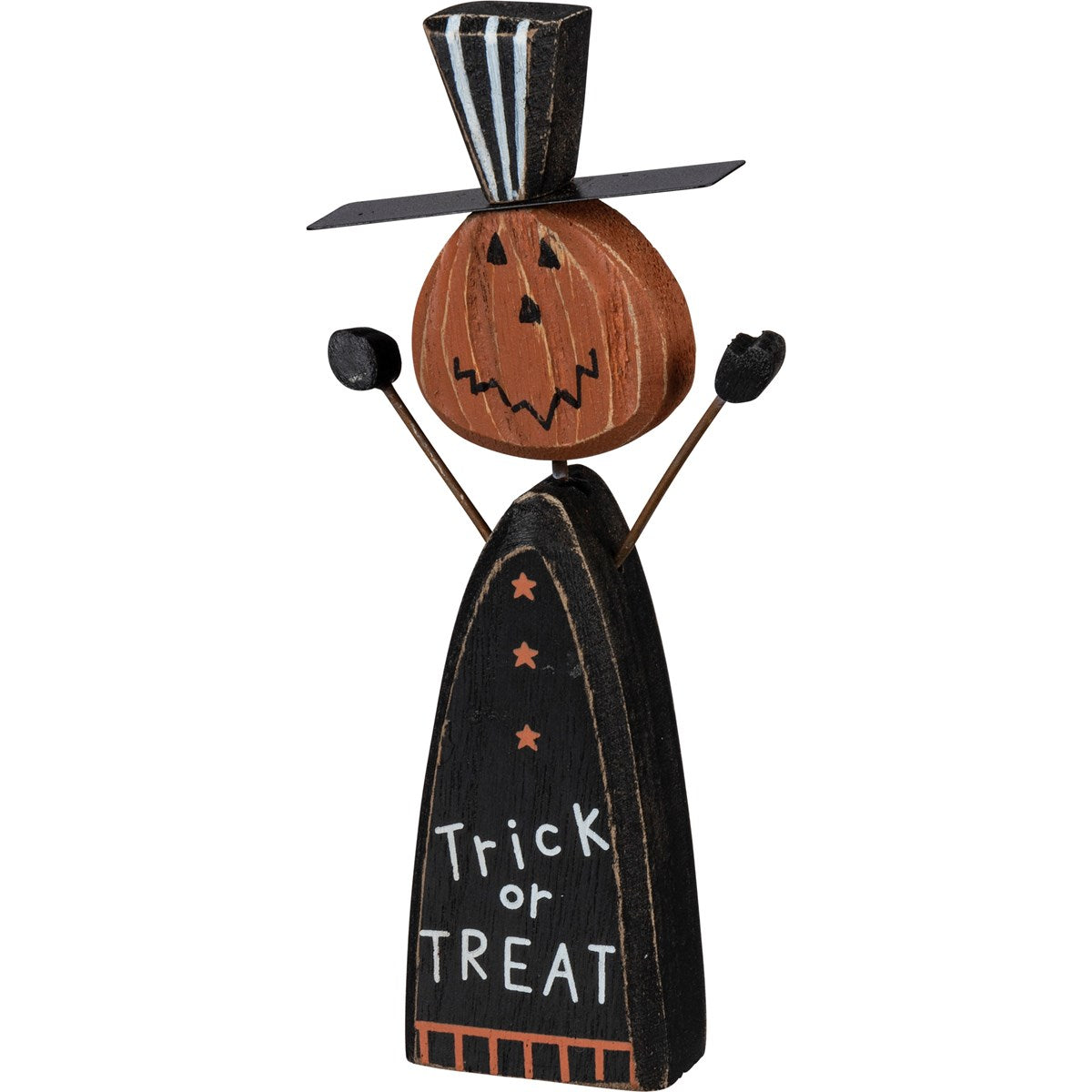 PUMPKIN MAN TRICK OR TREAT