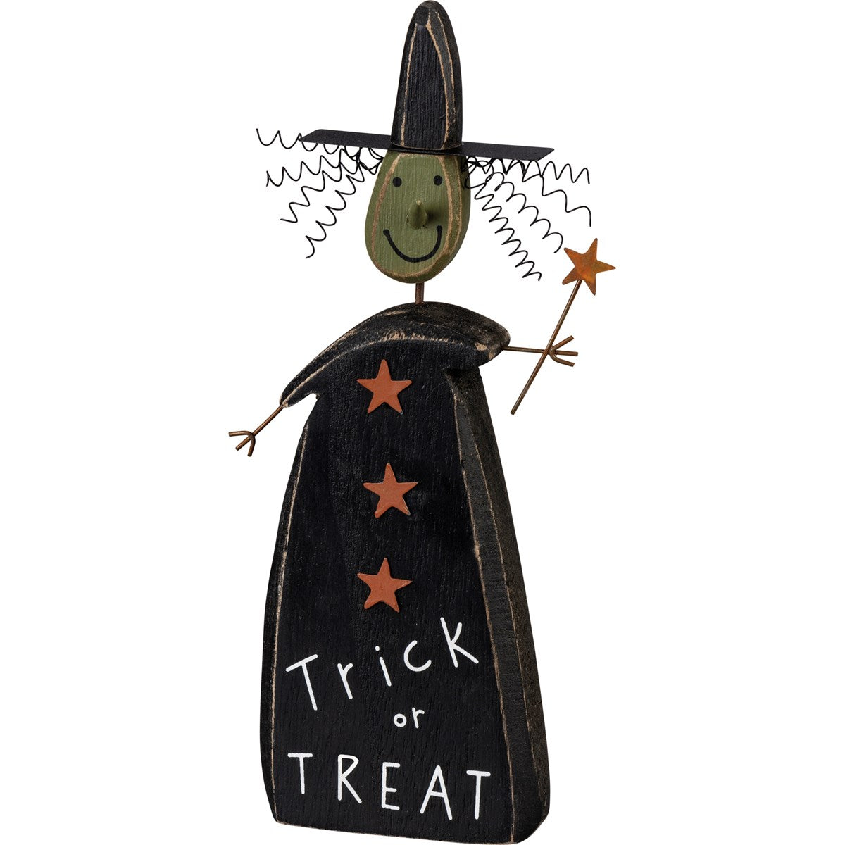 WITCH TRICK OR TREAT