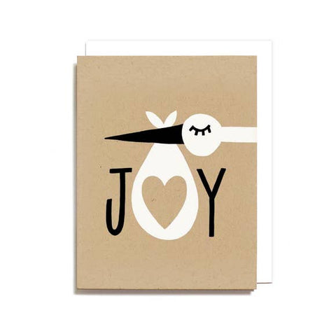 BUNDLE OF JOY BABY CARD