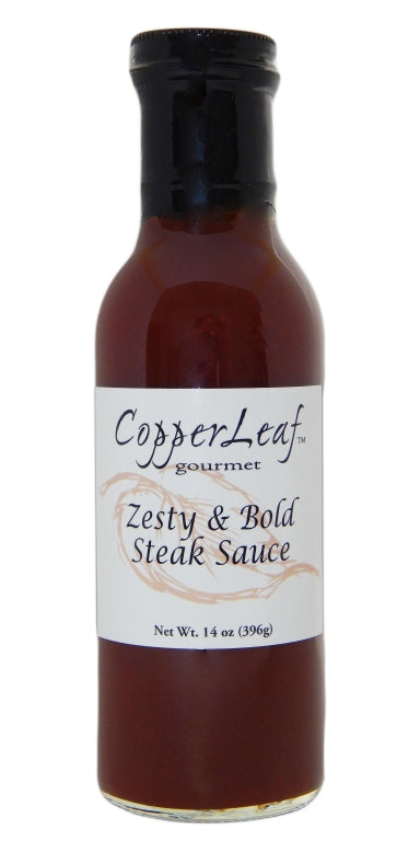 ZESTY AND BOLD STEAK SAUCE