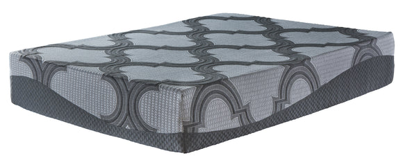 Colchón King, híbrido de resortes y memory foam 12