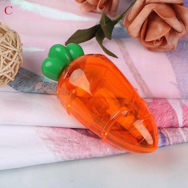 Plastic Carrot Candy Box Wedding Favor Box Baby Shower Kids Birthday Party Gift Box Christmas Gift Packaging