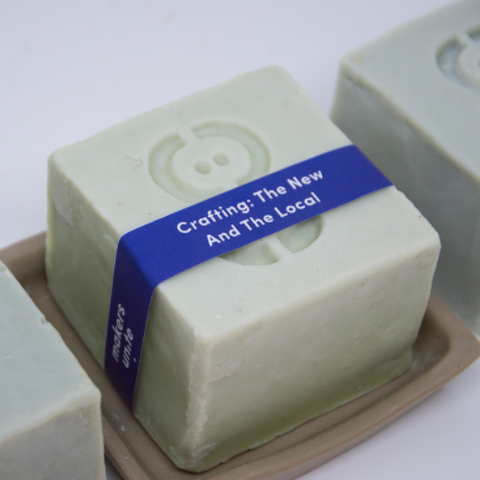 Ghar Soap and Reglaze Ceramic Set