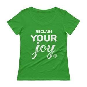 Reclaim Your Joy Short Sleeve T-Shirt