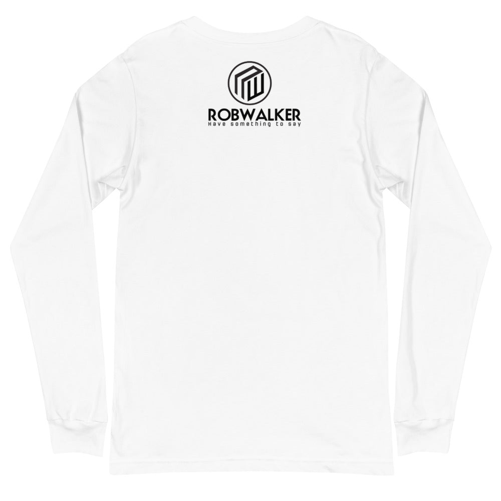 Value Yourself Unisex Long Sleeve Tee