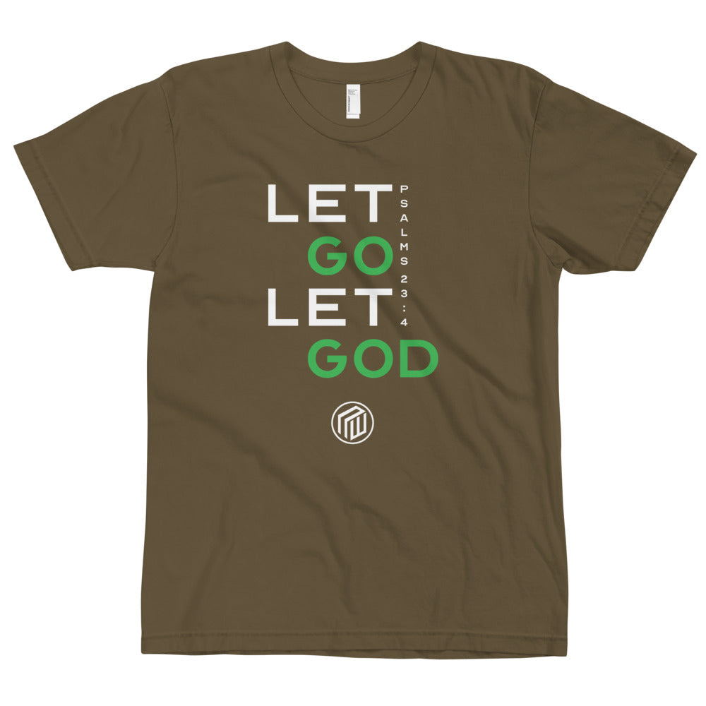 Let Go Let God Unisex T-Shirt