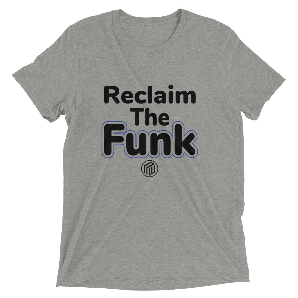 Reclaim the Funk Short sleeve t-shirt