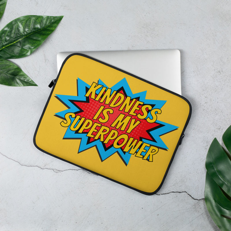 Super Power Laptop Sleeve