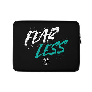 Fear Less Laptop Sleeve